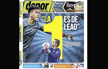 Portadas de los periódicos deportivos locales del martes 29 de enero