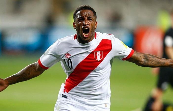 Jefferson Farfán sueña en grande con la Selección Peruana. Foto: Andina
