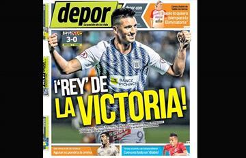 Portadas de los periódicos deportivos locales del jueves 31 de enero