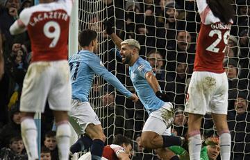 Manchester City vs Arsenal EN VIVO ONLINE por la Premier League