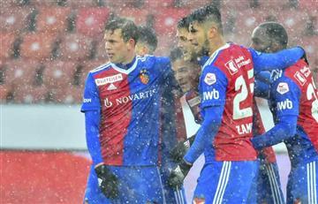 Rhyner y Zambrano: Grasshoppers vs Basilea en vivo por Liga Suiza