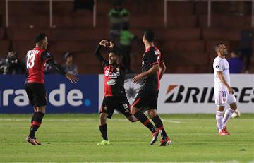 Melgar derrotó a la U. de Chile