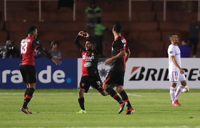 Melgar vs U. de Chile EN VIVO ONLINE por la fase 2 de la Copa Libertadores