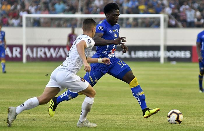 Delfin vs Caracas EN VIVO ONLINE por la fase 2 de la Copa Libertadores