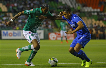 León y Cruz Azul de Yotún empataron en la Copa MX