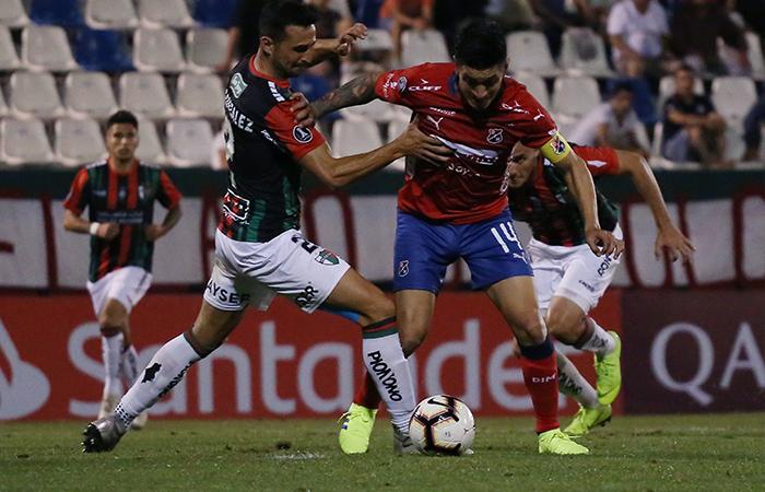 Palestino vs Ind. Medellín EN VIVO ONLINE por Copa Libertadores