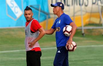 Sporting Cristal: Patricio Arce no fue pedido por Alexis Mendoza