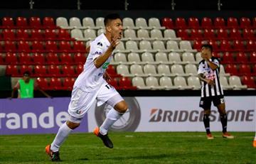 Once Caldas rescató un empate ante Santaní