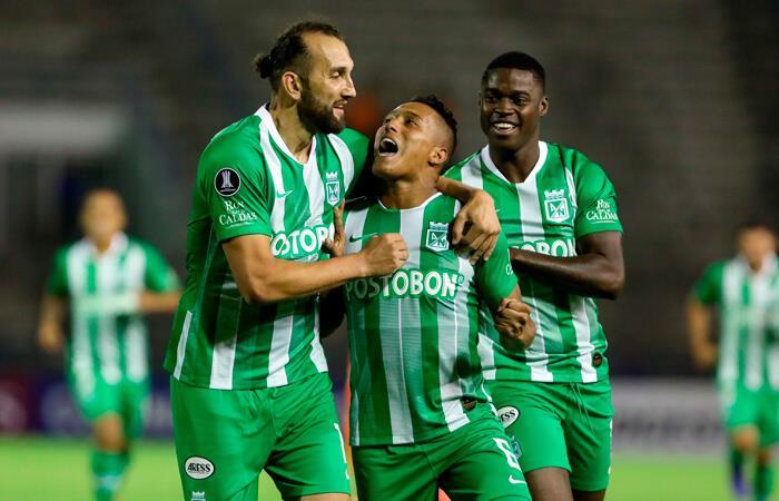 Deportivo La Guaira vs Atlético Nacional EN VIVO ONLINE por Copa Libertadores