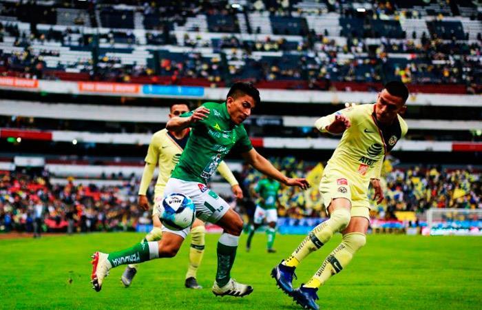 América vs León EN VIVO ONLINE con Pedro Aquino por Liga MX