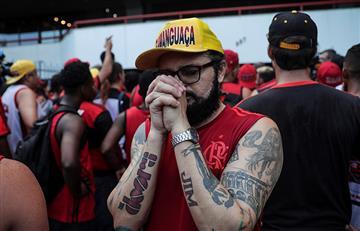 Flamengo: identificación de dos fallecidos en incendio