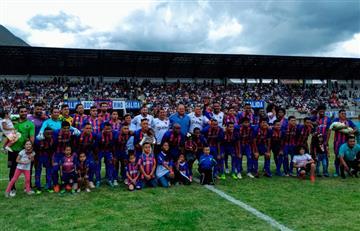Alianza Universidad venció en la Tarde Azulgrana