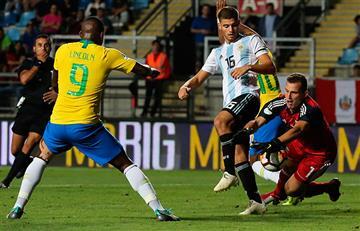 ¡Tabla de posiciones Sudamericano Sub 20!