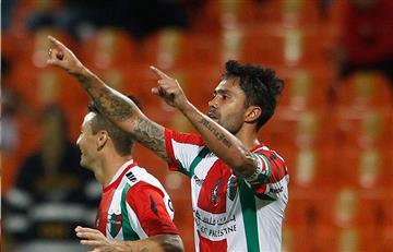 Palestino eliminó al DIM en los penales por Libertadores