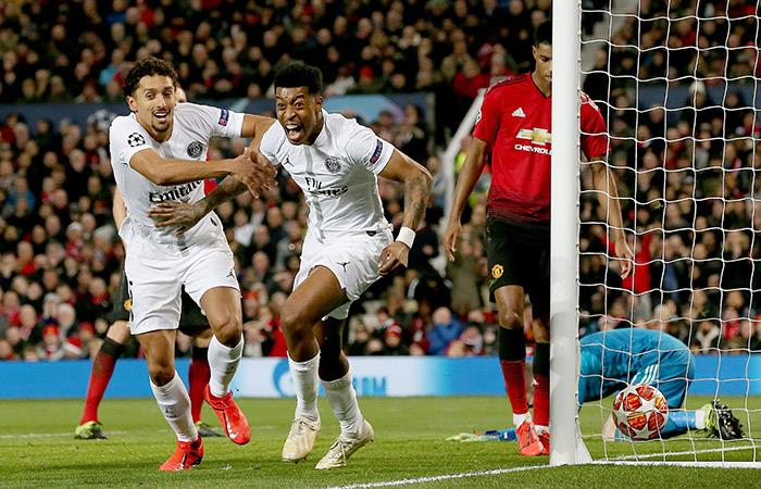 Manchester United vs PSG EN VIVO ONLINE por Champions League