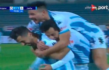 Pyramids con Cristian Benavente ganó por goleada