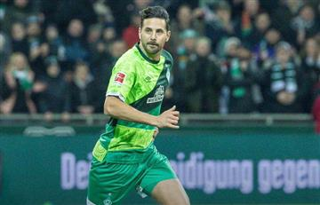 DT del Werder Bremen destaca presencia de Pizarro