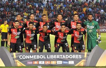 ¿Cómo le fue a Melgar con venezolanos en Libertadores?