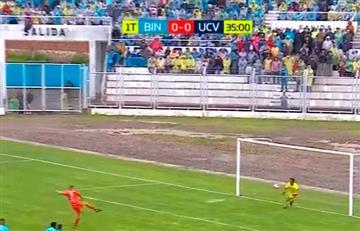 Sotillo ahogó el grito de gol de Santiago Silva por Liga 1