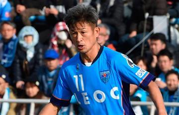 Kazuyoshi Miura: El futbolista más longevo renueva contrato a sus 51 años