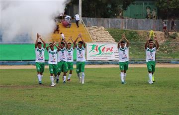 Unión Tarapoto debutó en la Copa Perú