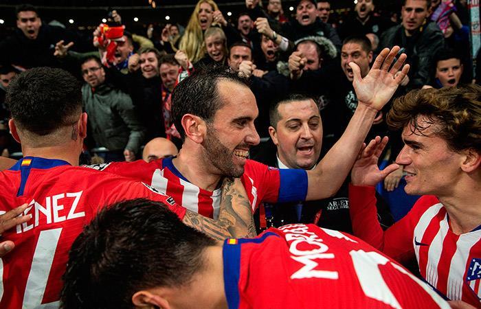 Atlético de Madrid vs Juventus EN VIVO ONLINE por Champions League