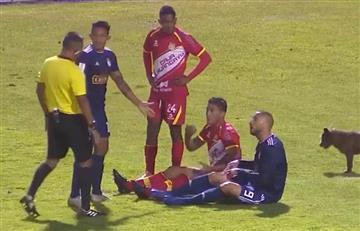 Sport Huancayo: Luis Maldonado le responde a Emanuel Herrera