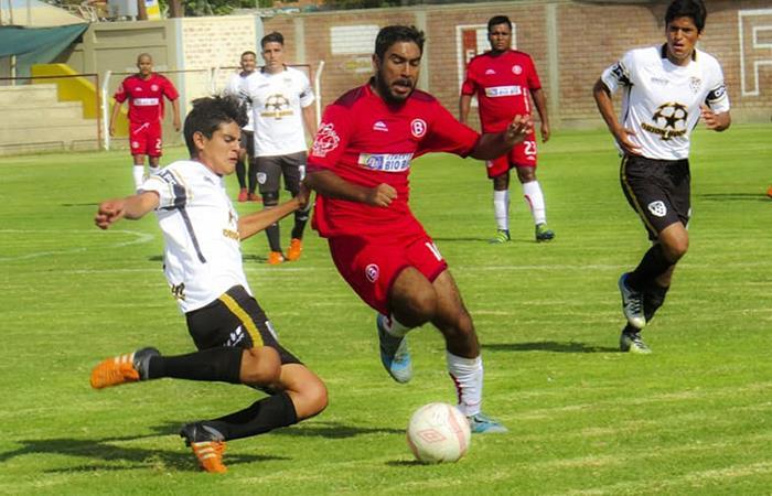 Bolognesi de Tacna se complica en inicio de la Copa Perú