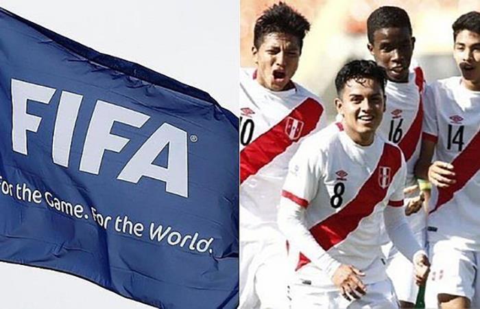 FIFA le quitó el nombramiento de anfitrión a Perú para el Mundial Sub 17 (Foto: Twitter)