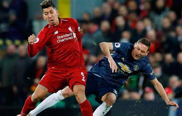 Manchester United vs Liverpool EN VIVO por Premier League