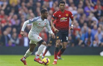 Manchester United y Liverpool empataron por la Premier League