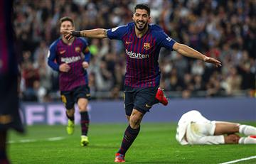 Barcelona humilló al Real Madrid por la Copa del Rey