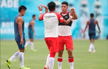 Selección Peruana Sub 17 golea 7-1 a la reserva de Alianza Lima