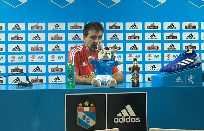 Claudio Vivas suma dos victorias consecutivas en la Liga 1. Foto: Twitter