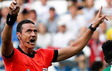 Los árbitros de Alianza, Cristal y Melgar para la Libertadores