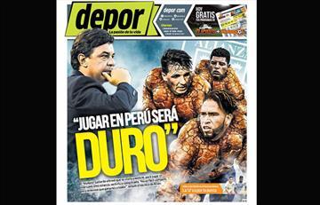 Portadas de los periódicos deportivos locales del viernes 01 de marzo
