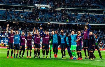 Barcelona volvió a vencer a Real Madrid