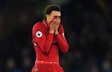 Liverpool igualó y el City manda en Inglaterra