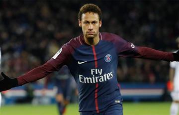 Neymar se siente feliz en París, pero no descarta jugar en el Real Madrid en un futuro