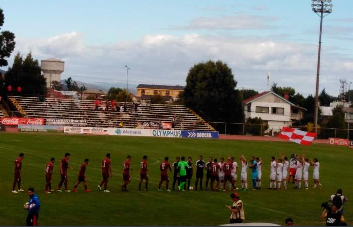 Deportes Valdivia 0-2 La Serena (Foto: Twitter)