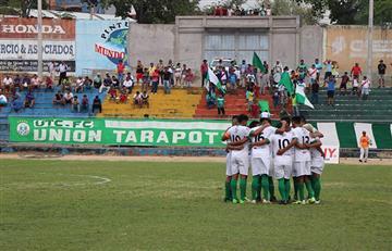 Unión Tarapoto es puntero en la Copa Perú