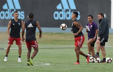 River Plate no reconoció el Estadio Nacional previo a debut de Copa Libertadores