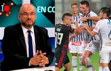 Peter Arévalo asegura que no hay 'cucos' en la Libertadores