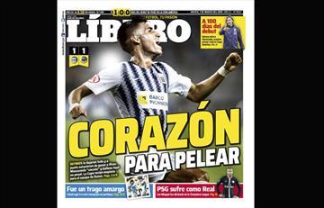 Portadas de los periódicos deportivos locales del 07 de marzo