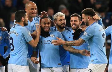 City continúa en la cima de la Premier League