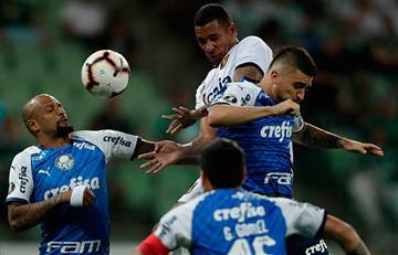 Palmeiras goleó a Melgar por Copa Libertadores