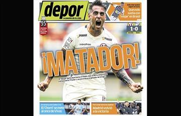 Portadas de los periódicos deportivos locales del 11 de marzo