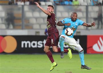 Sporting Cristal no pudo ante Godoy Cruz