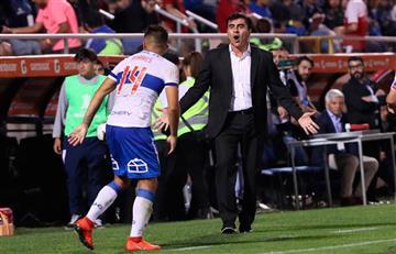 Católica venció con sufrimiento a Central por Libertadores