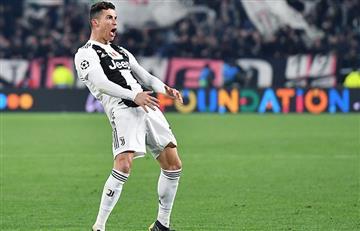 ¡Cristiano le devolvió el gesto a Simeone!